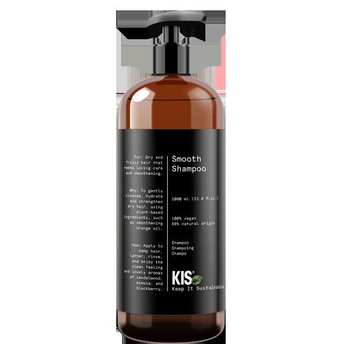Kis Green Smooth Shampoo 100% Vegan & Dierproefvrij verkrijgbaar bij Het Kappersland Almelo