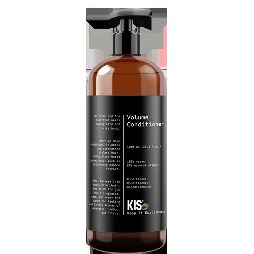 Kis Green Volume Conditioner 100% Vegan & Dierproefvrij verkrijgbaar bij Het Kappersland Almelo